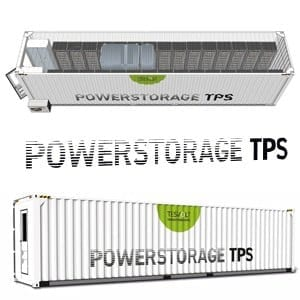 Tesvolt Tps 950 1700kwh Lithium Battery Storage All In One