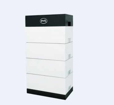 The NEW BYD B-BOX LV low voltage battery storage system
