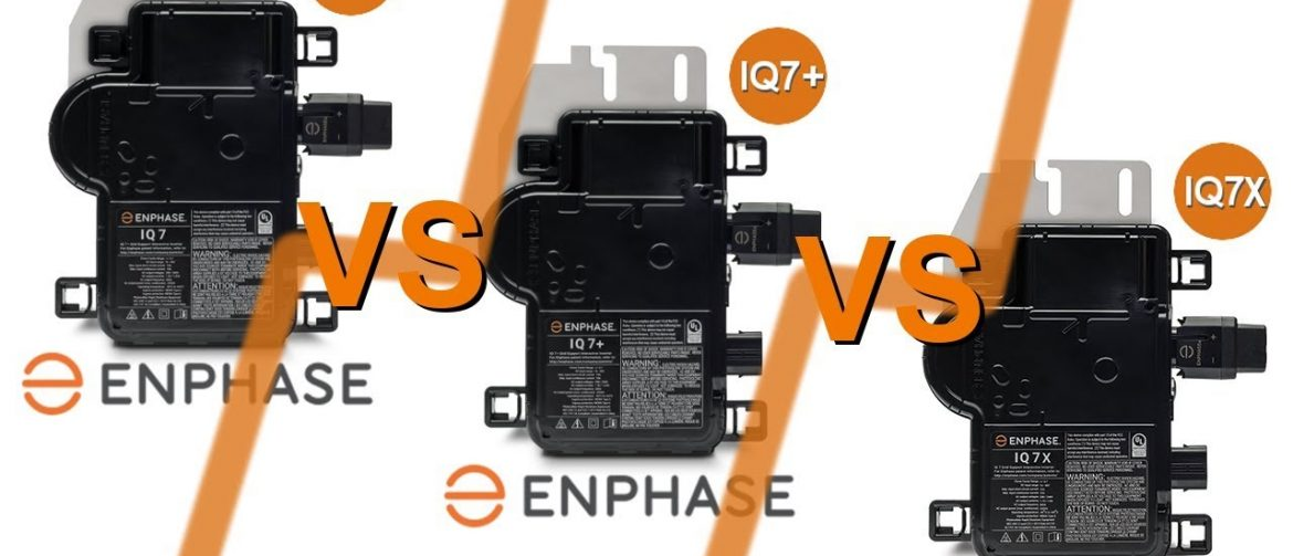 The NEW Enphase Microinverter Launch   Enphase IQ 7X Micro™
