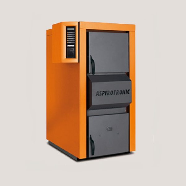 Thermorossi ASPIROTRONIC LE 24 20kW Wood Burning Boiler | Thermorossi