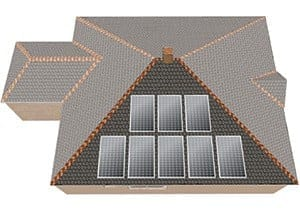 Trienergia EXAMPLE solar pv panel by solaranna