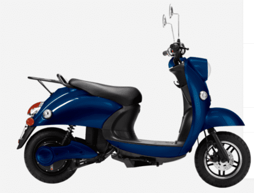 Unu Electric Scooter UNU Premium 3kW Blue