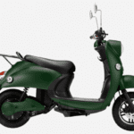 Unu Electric Scooter UNU Premium 3kW Green