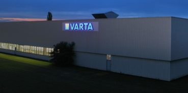 Varta supplies high-performance battery for space mission