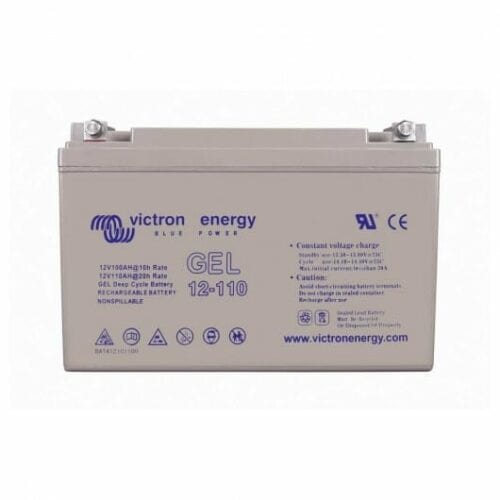 Victron 12V 110Ah Gel Deep Cycle Battery