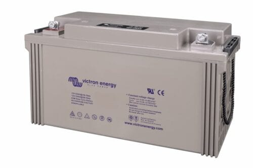 Victron 12V 165Ah Gel Deep Cycle Battery on zerohomebills.com by solaranna