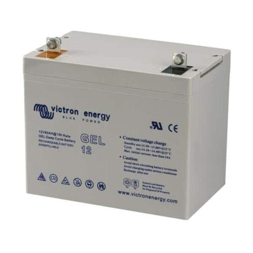 Victron 12V 90Ah Gel Deep Cycle Battery
