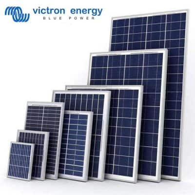 solar pv panels Victron off-grid solar panels on zerohomebills.com by solaranna