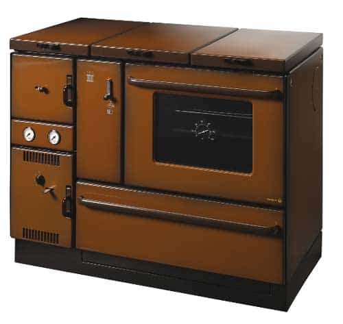 Wamsler 1100 Series Central Heating Cooker Stove Sienna L
