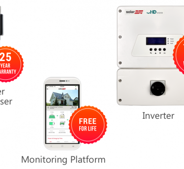 Free Warranty Extension for SolarEdge Systems