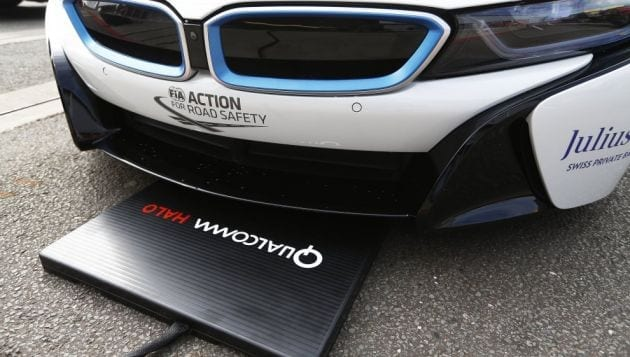 Wireless EV Charging Available in 18 Months-2 Years