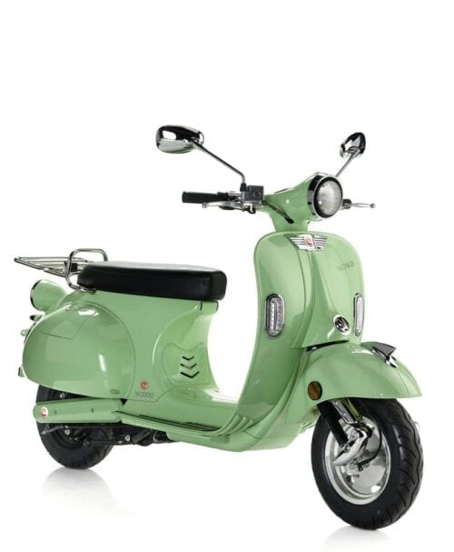 emco NOVA R 2000 Electric Scooter Green