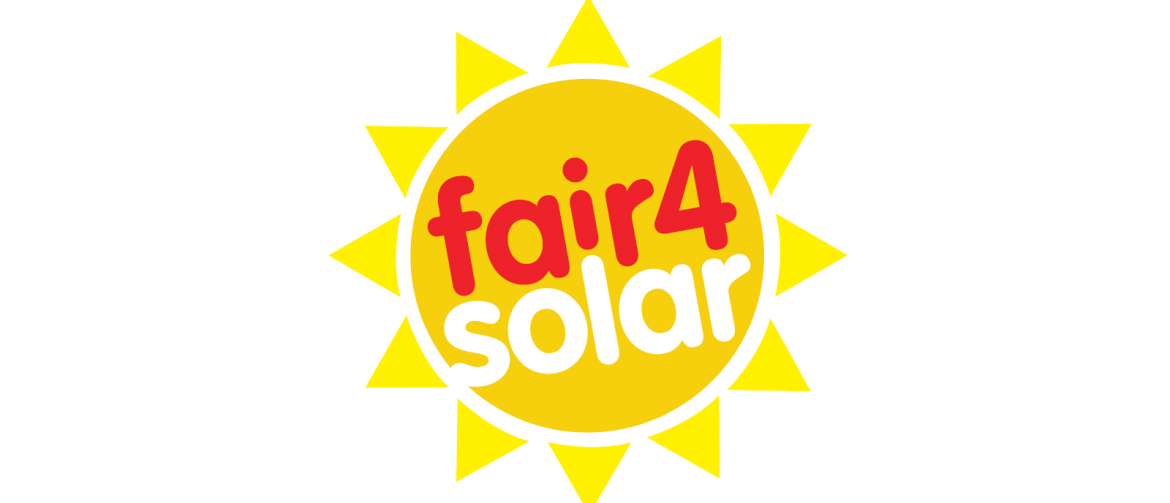 #Fair4Solar Campaign - join in today!