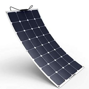 flexible solar panels flexible solar modules marine and RV