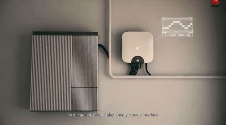 HUAWEI FusionHome - The Smart Energy Solution
