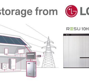 LG CHEM RESU High Voltage LI-ION ESS Batteries