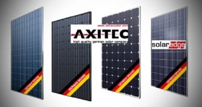 solar pv panels solar-panels-efficiency-powerful axitec
