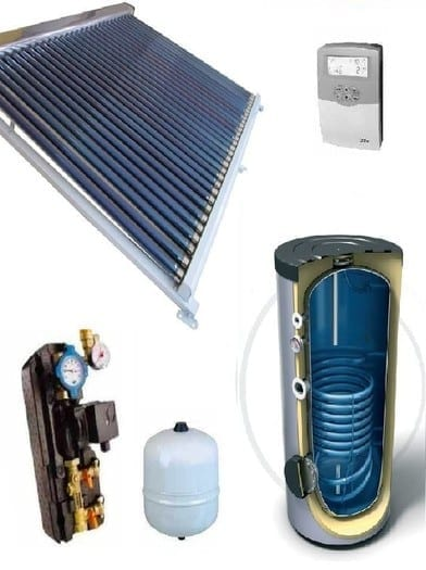 solar thermal kits solar thermal packages domestic hot water kits on zerohomebills.com by solaranna